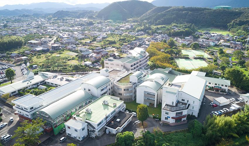 熊野病院写真
